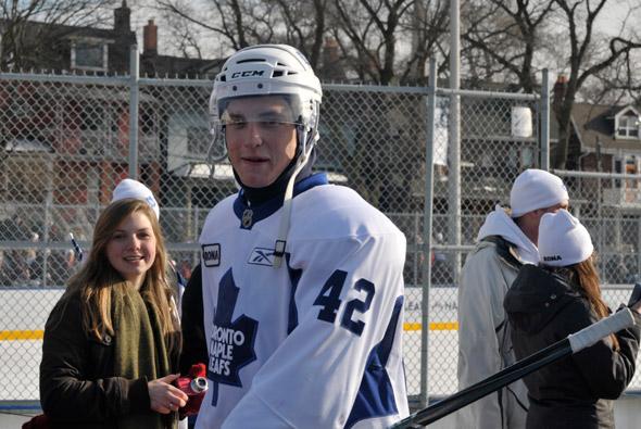 Tyler Bozak