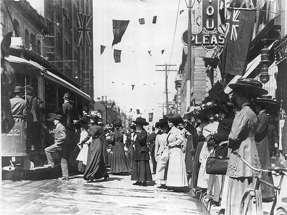 toronto 1908