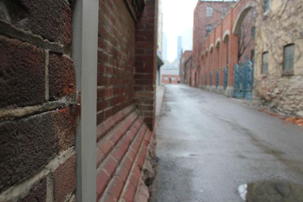 Dead drop Toronto