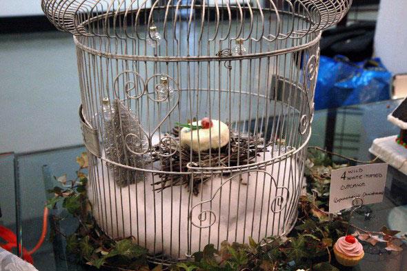 The Iron Cupcake Challenge
