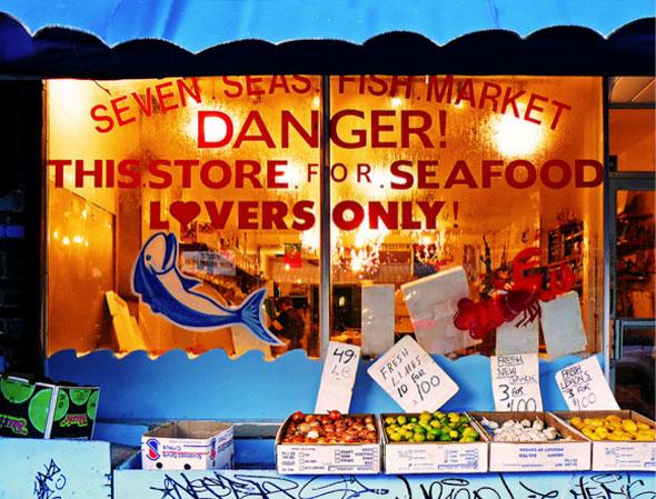 Seven Seas Fish Market