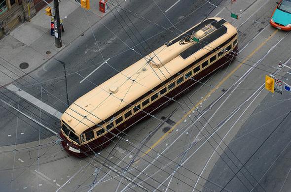 PCC Streetcar TTC Toronto