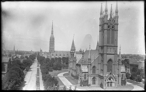Toronto 1890s