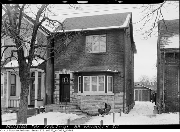 Alexandra Park, Toronto, urban renewal, 1960s, Jerome Markson, Atkinson Housing Co-operative