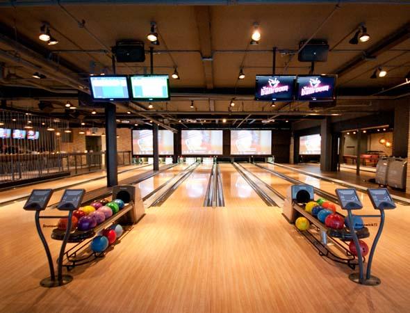 Ballroom Bowling Toronto