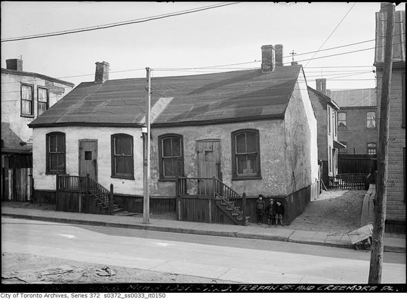 Toronto, Trefann Court, John Sewell, urban renewal, 1950s, 1960s, 1970s