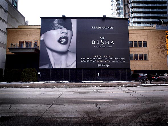 Bisha showroom and site