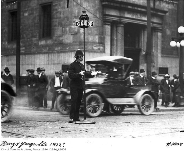 Toronto, Morality Department, Toronto Police Force, William Howland, prostitution, women
