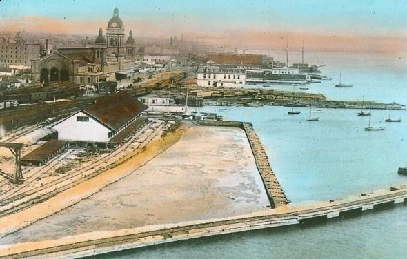 Toronto Skyline 1880s