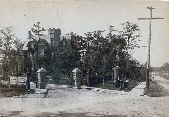 Toronto Rosedale 1880s