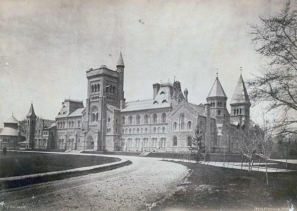 University College 1880s