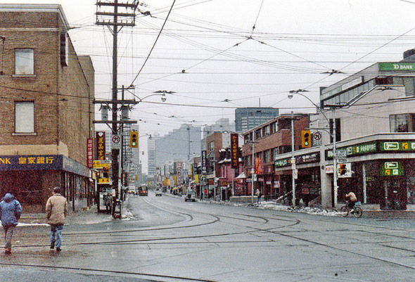Toronto 1990s