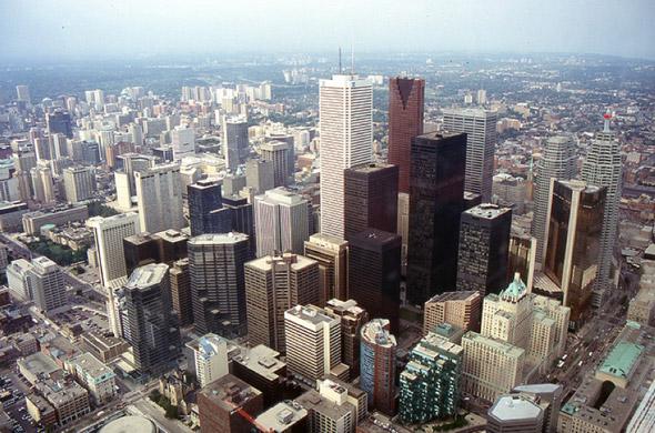 1990s Toronto