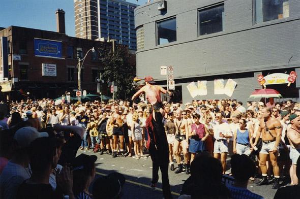 pride parade 1990s