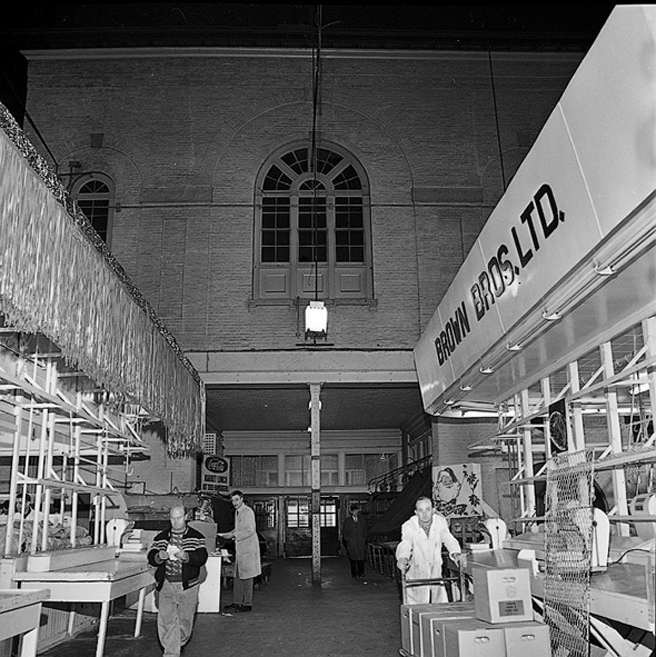 St Lawrence Market History
