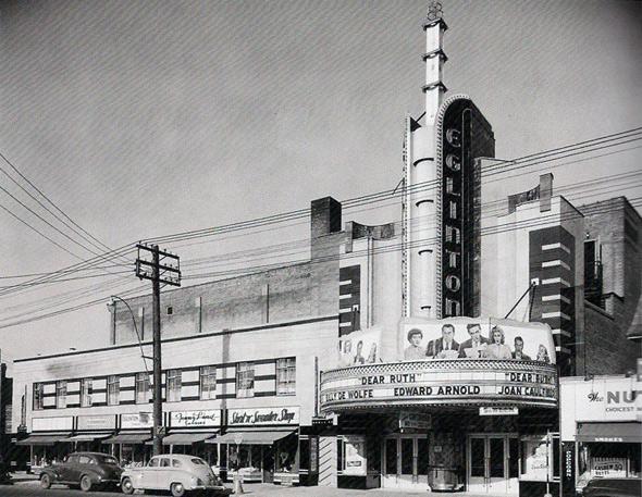Eglinton Theatre Toronto