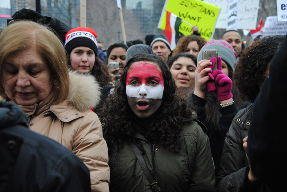 Egypt Rally Toronto