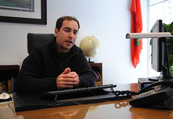 Councillor Josh-Matlow