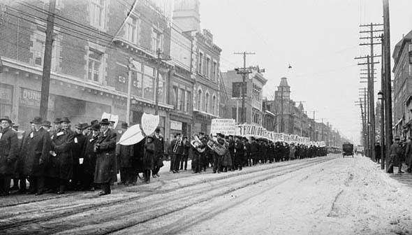 Toronto prohibition