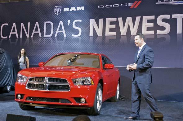 Canadian International Auto Show