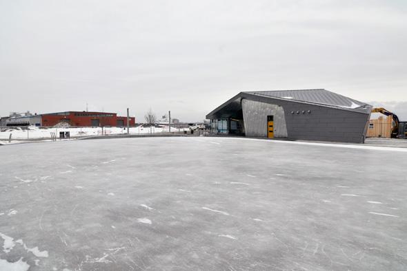 Sherborune Common Skating Rink