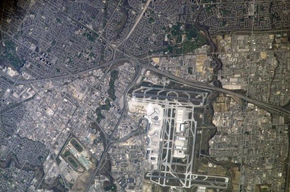 Toronto Outer space photos