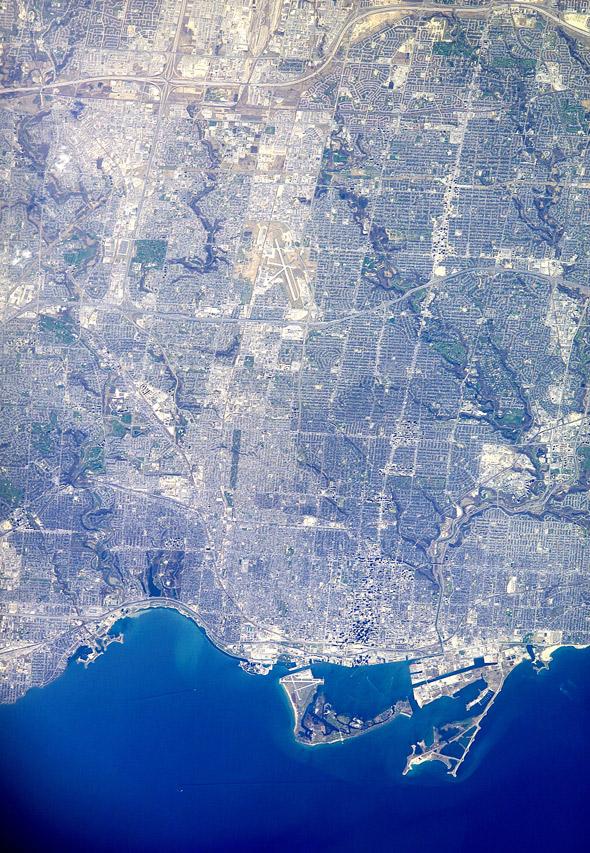 Toronto Space Photo