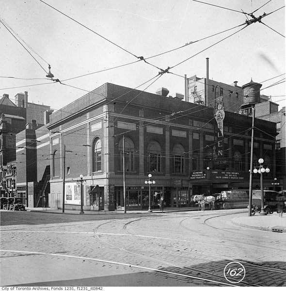 Allen Theatre Toronto