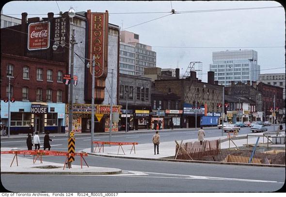 Broadway Theatre Toronto