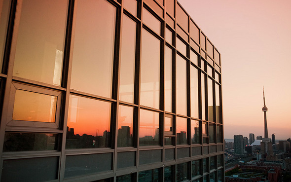 Toronto Sundown