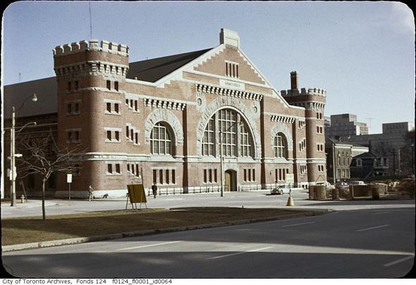 Toronto Armouries