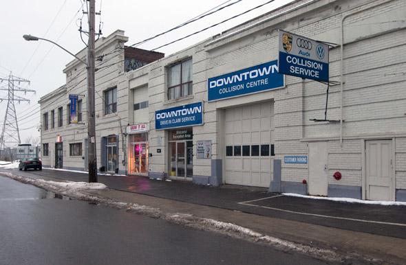 Geary Avenue