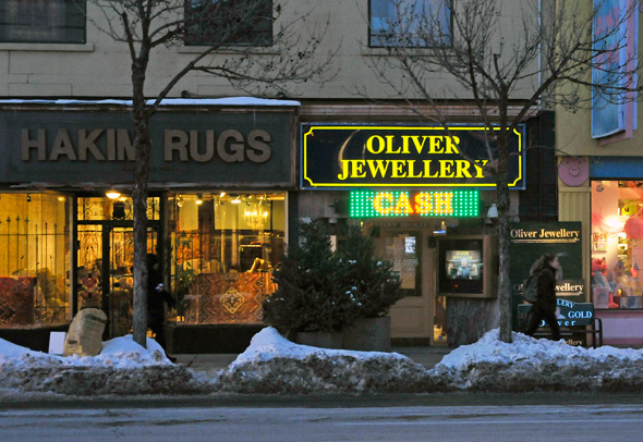 Oliver Jewellry