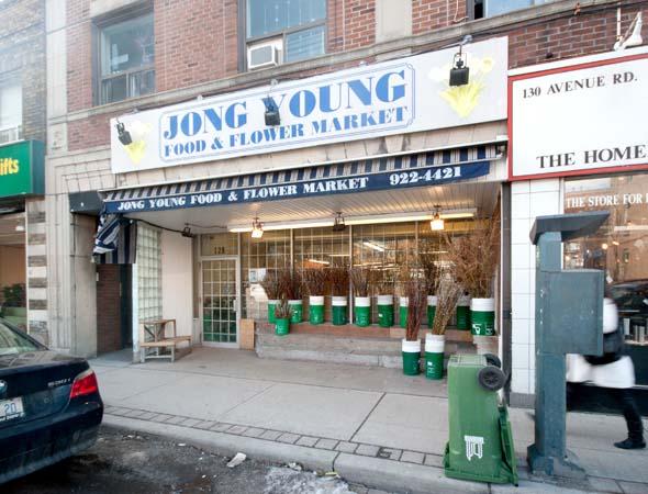 Florists Avenue Toronto