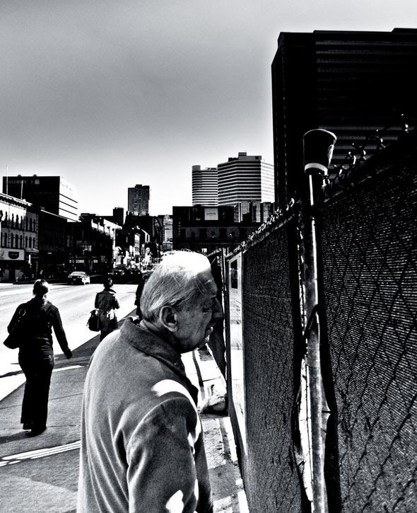 Toronto street portraits