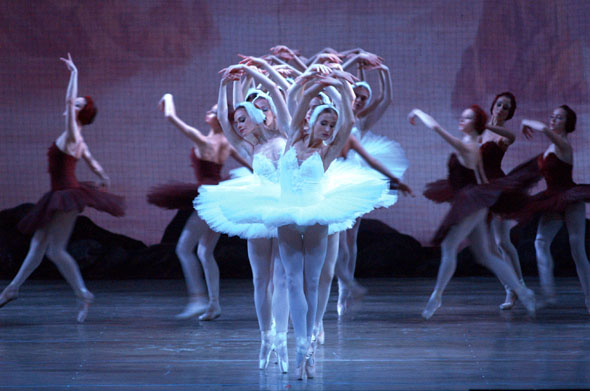 The Kirov Ballet Swan Lake at The Sony Centre in Toronto