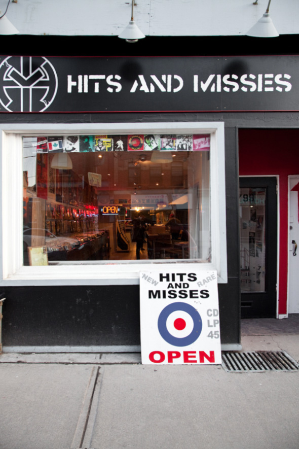 Hits and Misses Toronto