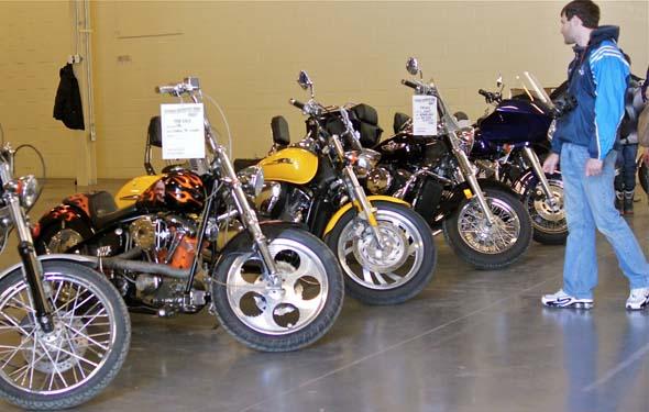 Motorbike Toronto