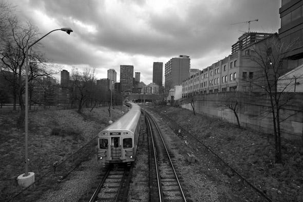 Subway TTC Toronto
