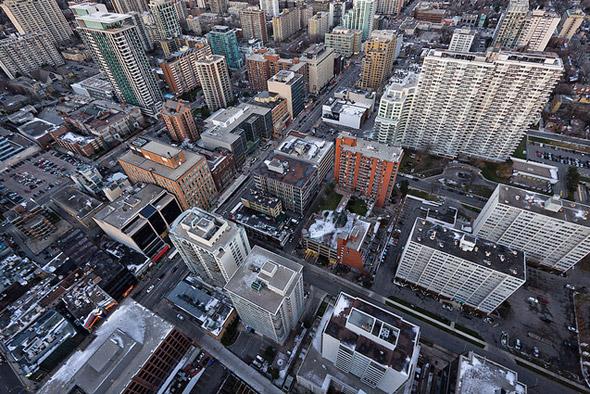Eglinton Avenue Toronto