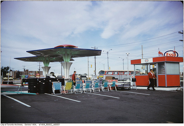 Shell Gas Prices >> This is what gas stations used to look like in Toronto