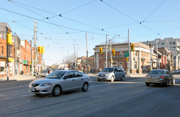 Dundas and Roncesvalles