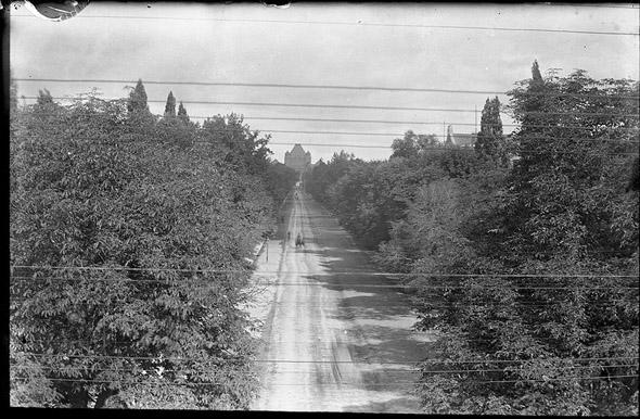University Avenue 1896