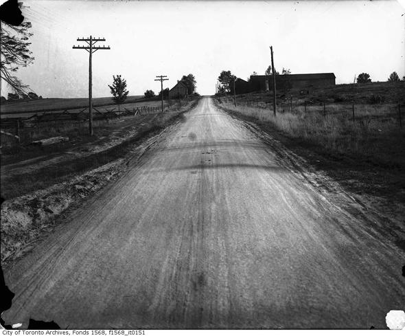 Toronto, history, neighbourhoods, Brockton, Ellesmere, Scarborough, postwar, suburbs
