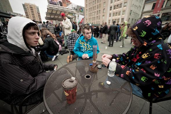420 Day Toronto
