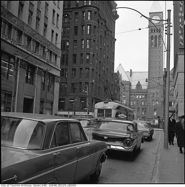 toronto taxi history