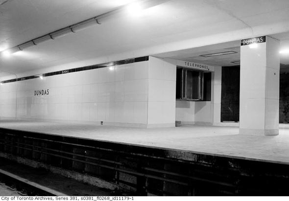 Toronto Subway Font