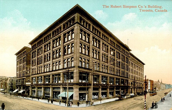 Simpson's Building Toronto
