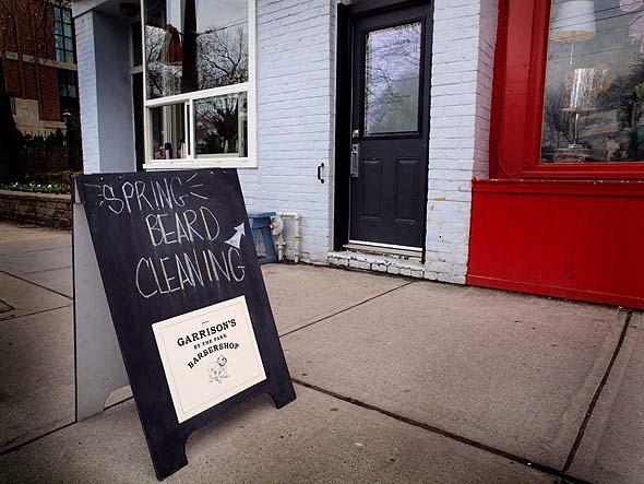 garrisons barber shop