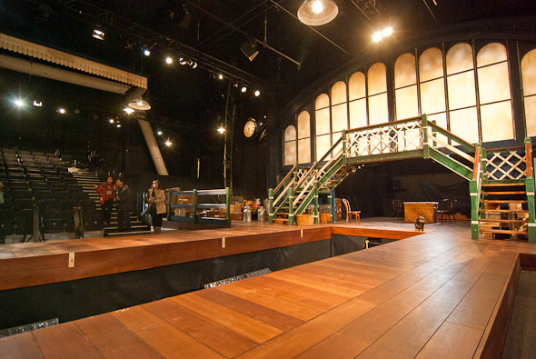 Roundhouse Theatre Toronto